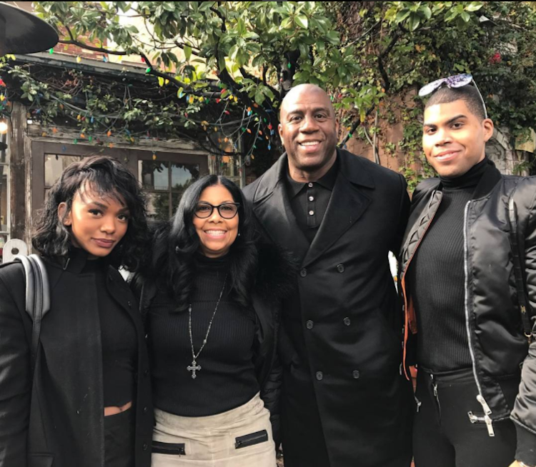 ej johnson hijo gay de magic johnson