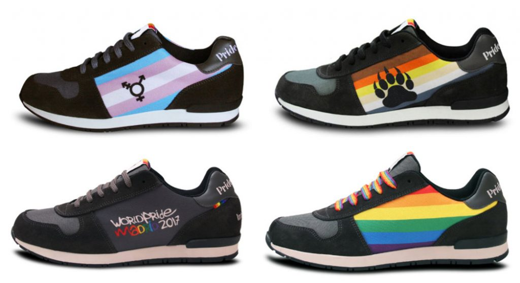 Concurso Pride Shoes