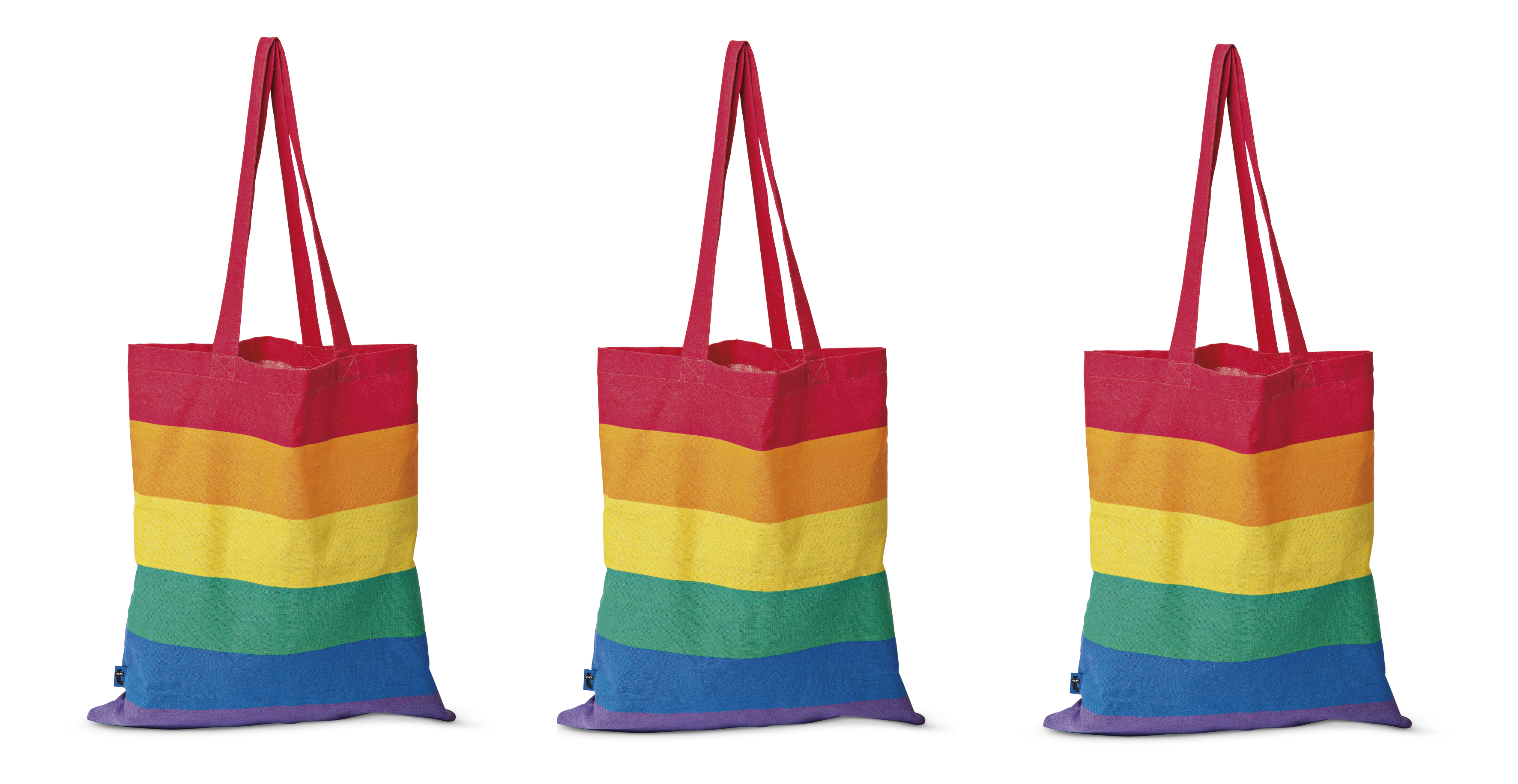 TOTEBAG RAINBOW FLYING TIGER