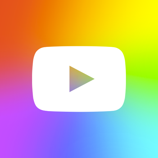 google youtube logo gay